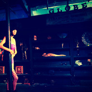 Theatre of Terror Infinite Abyss Productions Written & Directed by Erynn Dalton Pictured: Laura Finley