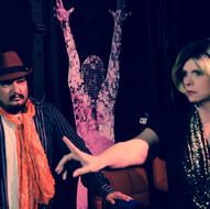 Theatre of Terror Infinite Abyss Productions Written & Directed by Erynn Dalton Pictured: Fernando Barron II & Siobhan Nolan