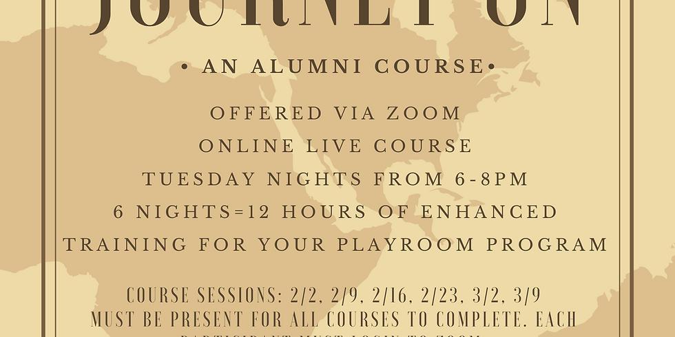 Journey On (Alumni Course)