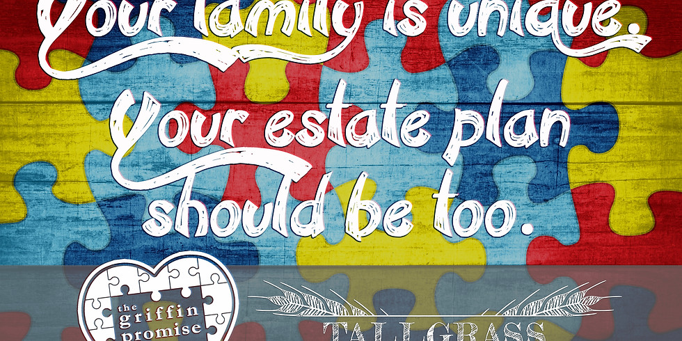 Special Needs Estate Planning with Tall Grass Estate Planning