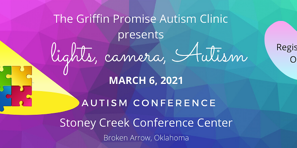 2021 Eastern Oklahoma Autism Conference