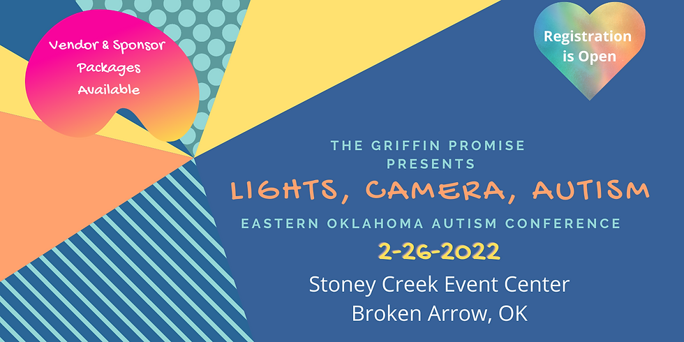 2022 Eastern Oklahoma Autism Conference