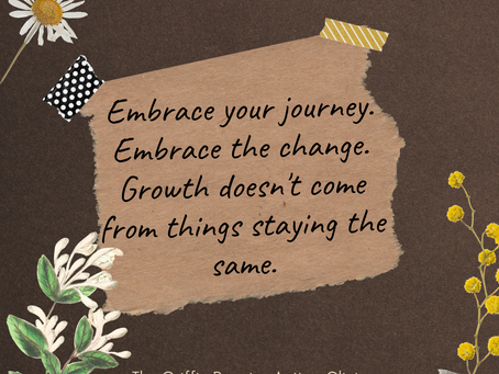 Love yourself in the journey.