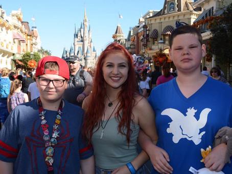 Siblings of special needs