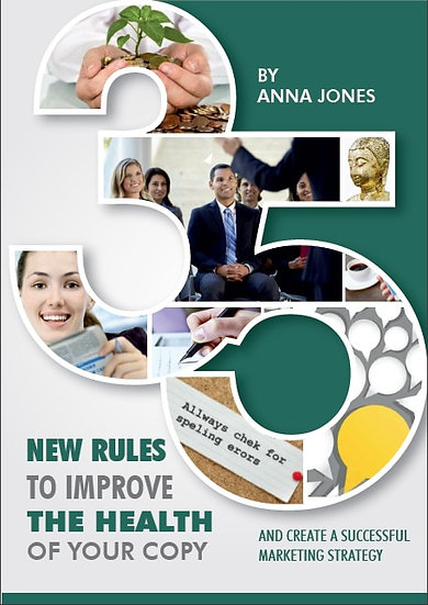 FREE EBook - 35 New Rules To Improve The Health Of Your Copy