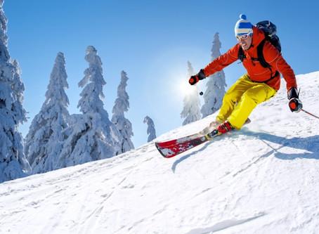 Startklar für die Skisaison 