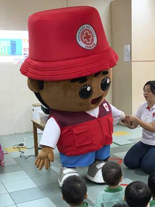 Henry, Red Cross Junior