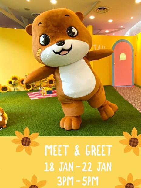 Monetize your Mascot                  (Case Study – Otah & Friends)