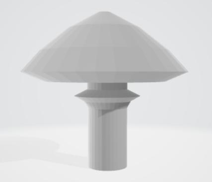 Short Mushroom