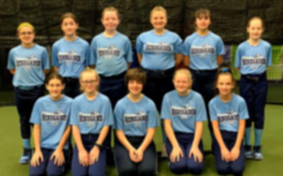 12U Zubler Lady Renegades Softball