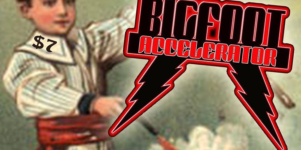 F-Holes/Big Foot Accelerator
