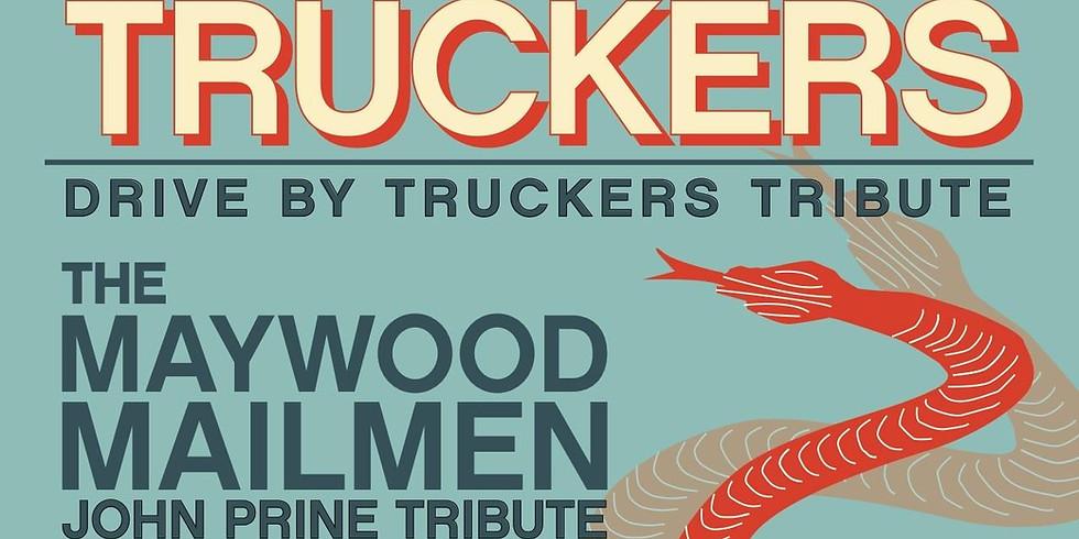 Other Truckers // The Maywood Mailmen // Minus Us