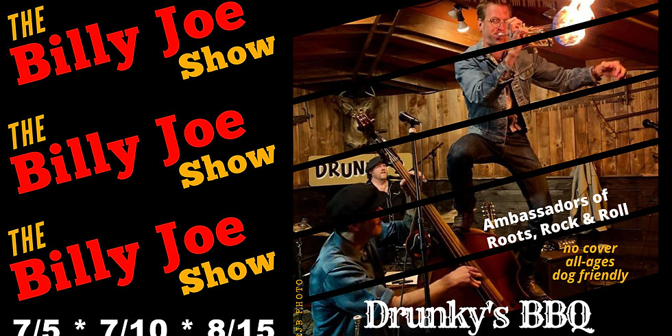 The Billy Joe Show: August Edition!