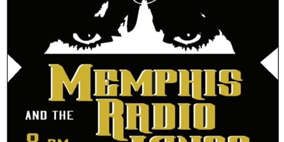 Black Bangs with Memphis Radio Kings