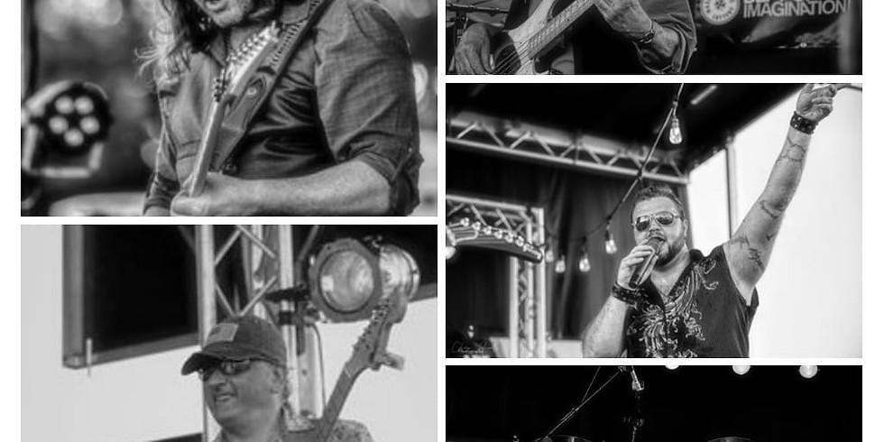 Steel Grit // The Chris Jones Band