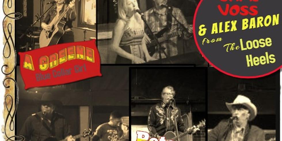 Smokey Detour//Grandma's Pills//Pete Marshall