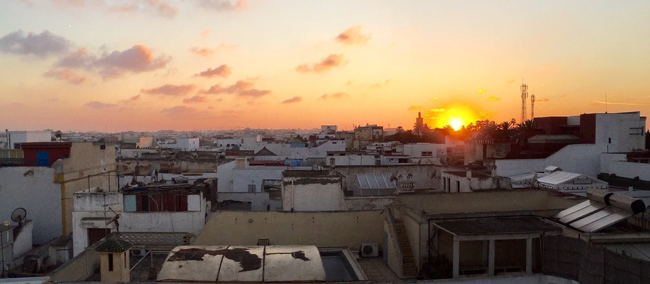 10 Reasons to Study Abroad in Rabat