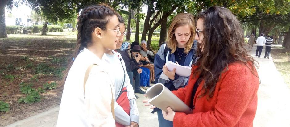 Una manera diferente de conocer Marruecos (A Student's Perspective)