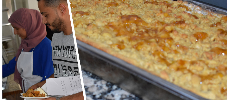 Traditional Dutch Apple Pie and Moroccan Culture: How Sweet is Too Sweet?