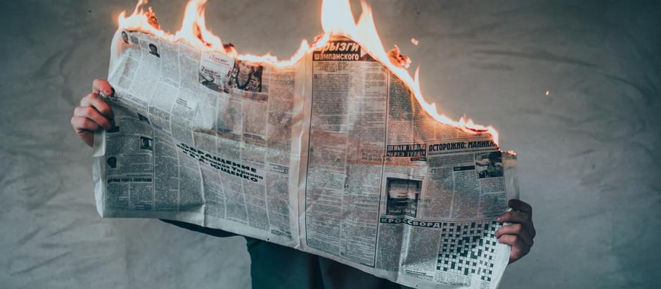 مــقــهـــى اللــغـــة الـعــربــيــة: الإشاعة في الإعلام، تأثيرها على السلم الاجتماعي