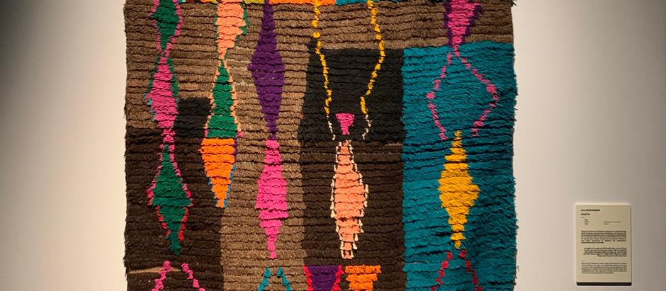 الزرابي الفريدة للرحل الأمازيغ في المغرب