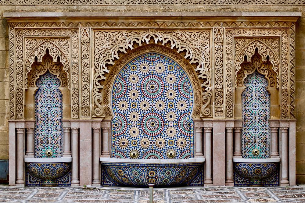 Old medina of Rabat