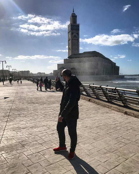 Arabic student in Morocco
