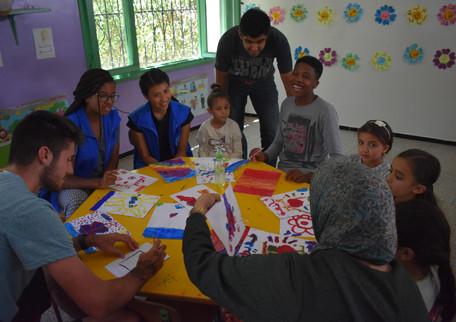 Volunteering Pedagogy