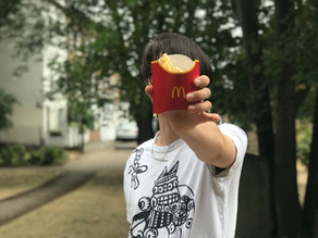 Let's 'junk' Junk Food, and save Children from Obesity