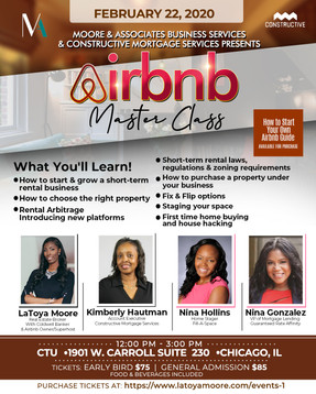Airbnb Master Class