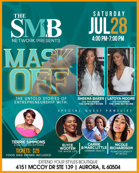 Mask Off - The SMB Network