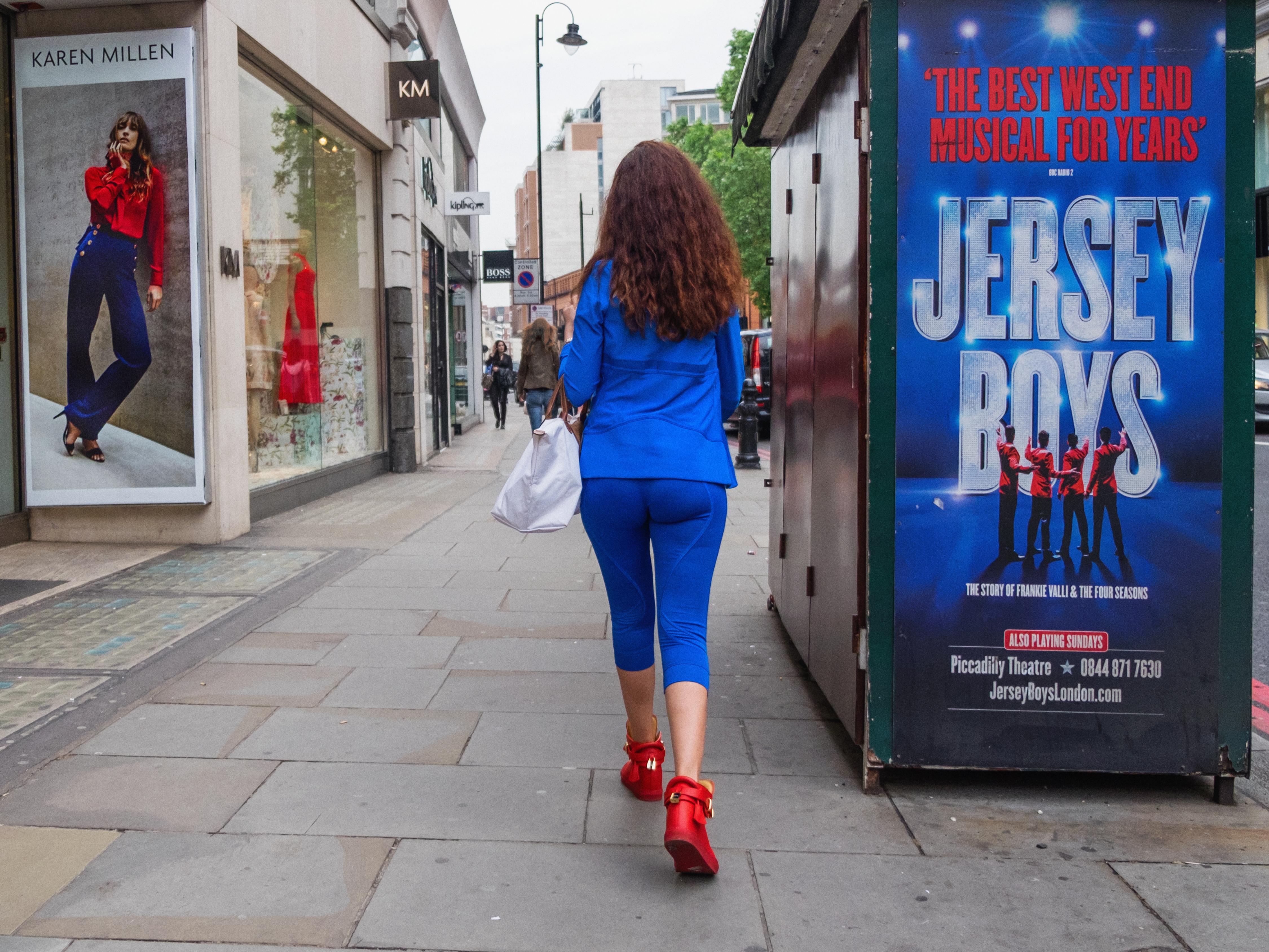 Jersey boys, Chelsea girl.
