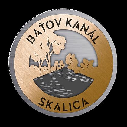 BAŤOV KANÁL SKALICA