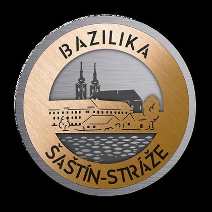 BAZILIKA ŠAŠTÍN-STRÁŽE