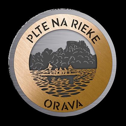 PLTE NA RIEKE ORAVA