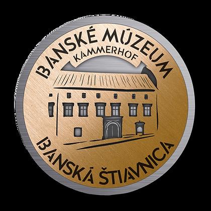 BANSKÉ MÚZEUM KAMMERHOF BANSKÁ ŠTIAVNICA