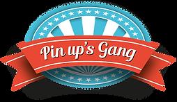Logo Pin up's Gang