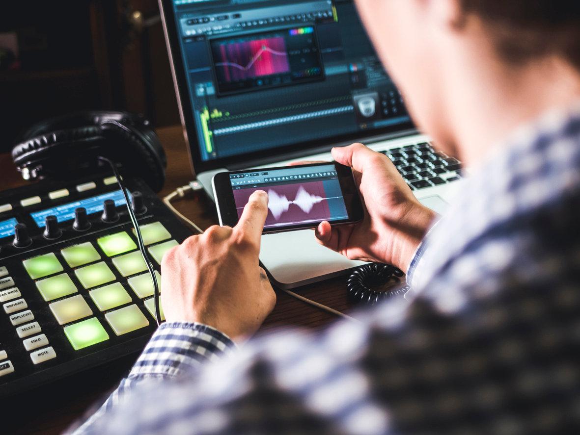 Virtual Concert Production
