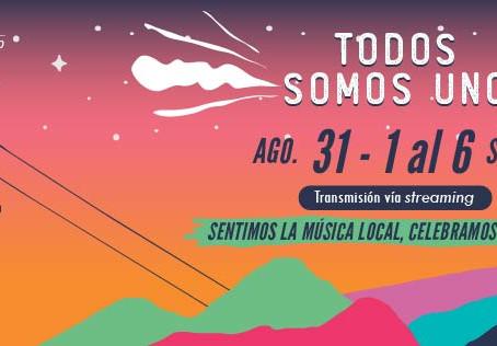 Festival Virtual #CiudadAltavoz de Medellín para el mundo