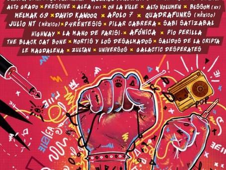 Músicos de todo el mundo se unen por #LaRazaQueNoSeve