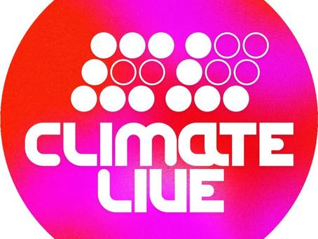 México se suma a Climate Live: música y conciencia ambiental