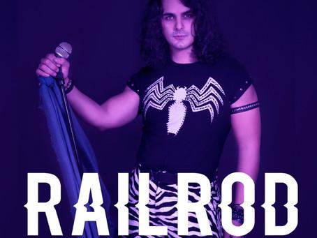 """Railrod lanza el primer sencillo de su nuevo álbum en vivo: """"Krma"""""""