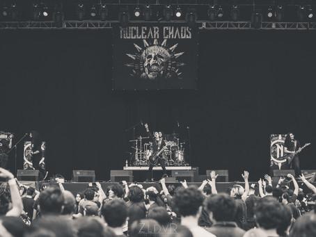 La banda de metal melódico Nuclear Chaos lanza un track especial de Cuarentena