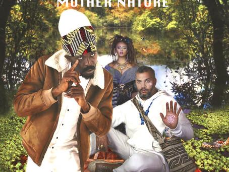 ANTHONY B, DAVID KAWOOQ Y MARTINIKAPRESENTAN 'MOTHER NATURE'