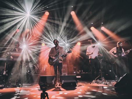 Oh'laville lanza tercera y última parte del álbum Soles Negros en Vivo - Bogotá, grabado el año pasa