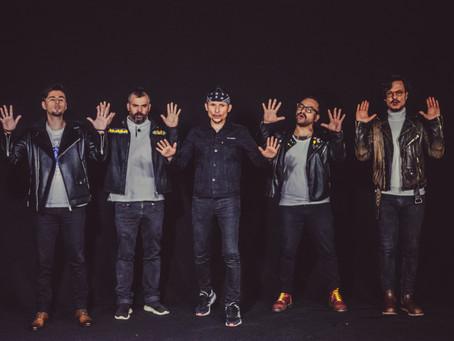 Doctor Krápula presenta 'No Disparen'Ft. Ahmed Eid de la banda alemana Bukahara