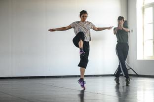 Danza virtuosa /enero/ con Annika Pannitto