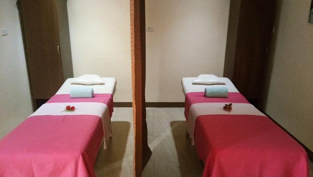 Couple's Massage Room