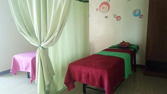 Scrub Room