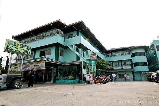 MV Santiago Medical Center